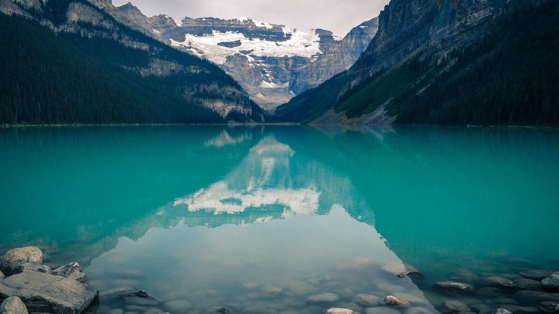 canada lake louise imac mac wallpapers inch