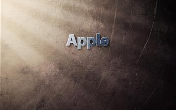 Cool Apple Logo Mac wallpaper
