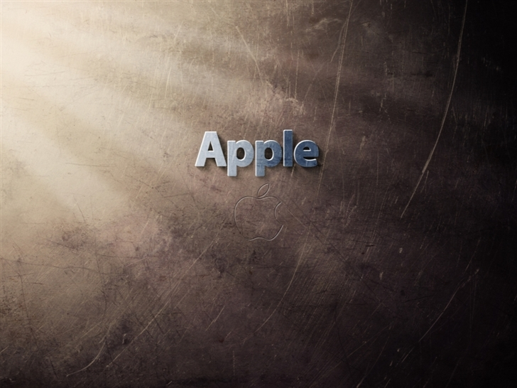 Cool Apple Logo Mac Wallpaper