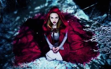 Red Riding Hood Mac wallpaper
