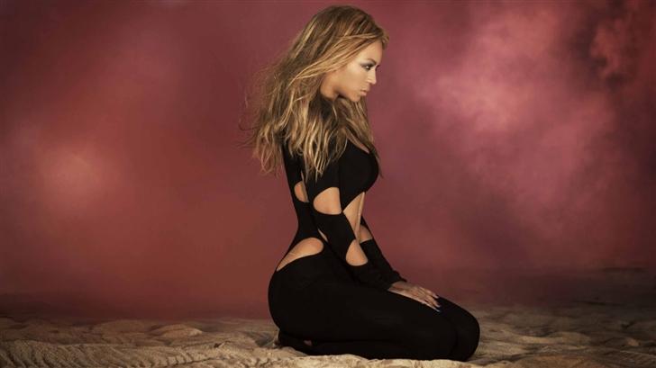 Beyonce knowles Mac Wallpaper