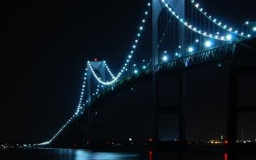 Newport Bridge Rhode Island Mac wallpaper