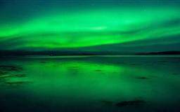 Aurora Borealis Mac wallpaper