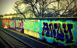 Urban Art At Koln Mac wallpaper