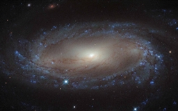A Spiral Galaxy Mac wallpaper