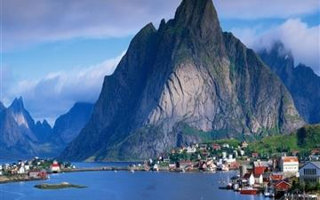 Norway Scenery Mac wallpaper