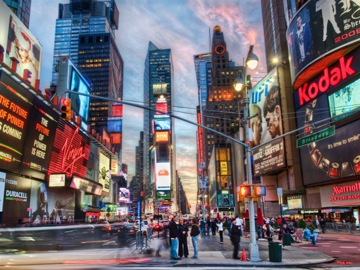 New York City Travel Mac Wallpaper