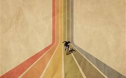 Skateboarder Mac wallpaper