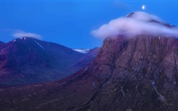 Beinn A Chrulaiste Mountain