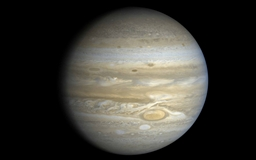 The Jupiter Mac wallpaper