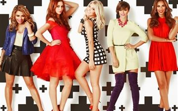 The Saturdays 5 Mac wallpaper