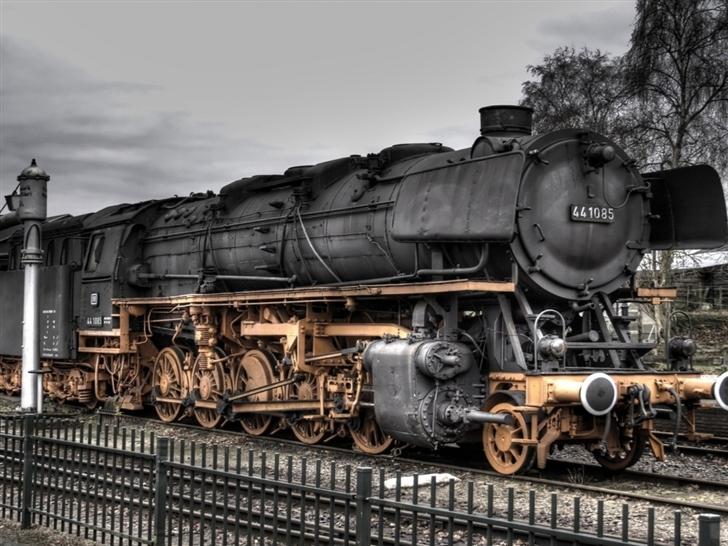 Steam Locomotive Mac Wallpaper Download | Free Mac ...