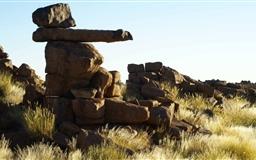 Giants Playground Namib Desert Mac wallpaper
