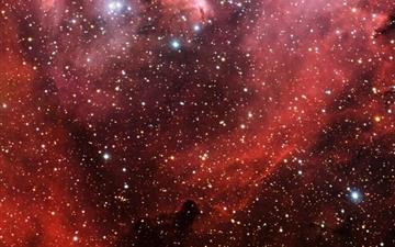 Millions Of Stars Mac wallpaper