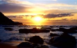Spoon Bay Sunrise