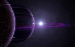 Cosmos Fantasy Mac wallpaper