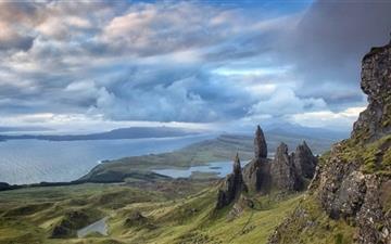 Skye Island Scotland Mac wallpaper