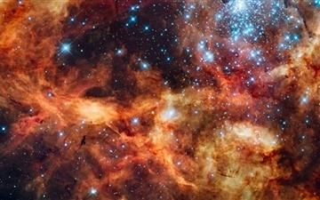 Star Cluster Mac wallpaper