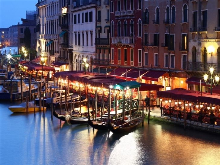 Venice Italy Building House Mac Wallpaper