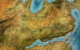Dragon Age 2 Map