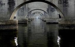 Arch Bridge  Mac wallpaper