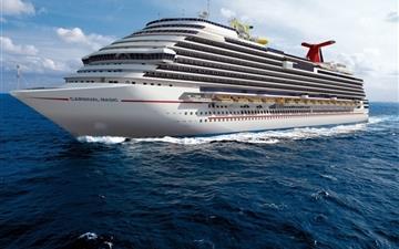 Cruise Ship Carnival Magic Mac wallpaper