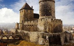 Bedzin Castle Poland Mac wallpaper