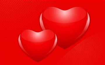 Valentines Days Mac wallpaper