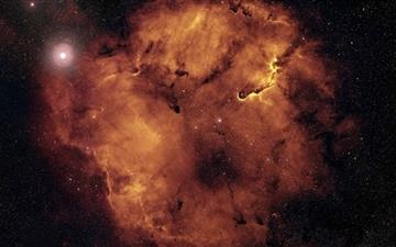 Beautiful Nebula Mac wallpaper