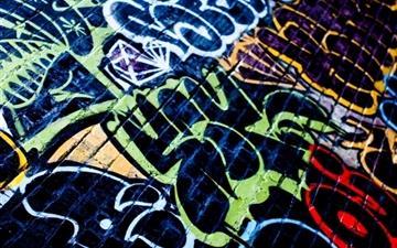 Graffiti 3 Mac wallpaper