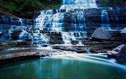 Albion Falls Ontario Canada