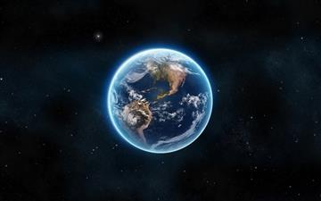 Earth Mac wallpaper