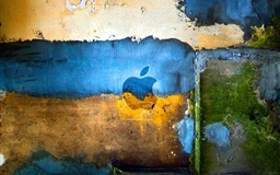 Apple Graffiti