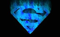 Superman-logo Mac wallpaper