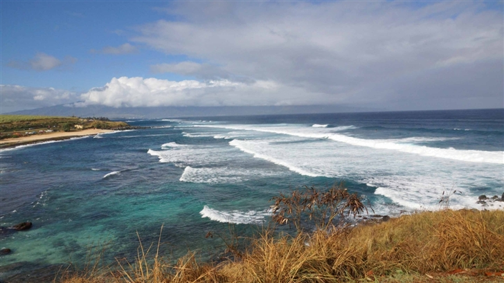 Hookipa Beach Maui Hawaii Mac Wallpaper