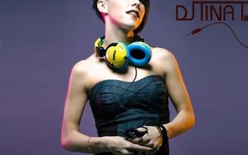 Dj Tina T Mac wallpaper