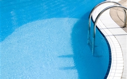 Pool Water Blue
