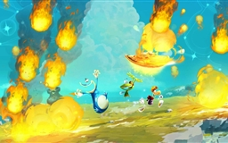 Rayman Legends Mac wallpaper
