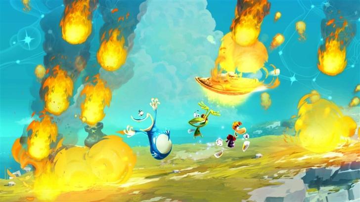 Rayman Legends Mac Wallpaper