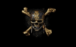 Pirates of the Caribbean 5 Mac wallpaper
