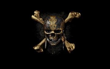 Pirates of the Caribbean 5 Mac wallpaper