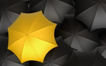 Let it rain Mac wallpaper