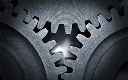 Gear Mechanism Mac wallpaper