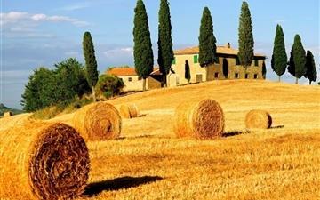 Italy landscape Mac wallpaper
