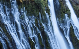 Burney Creek Falls Mac wallpaper