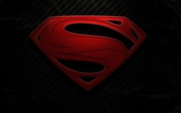 Man of steel hope Mac wallpaper