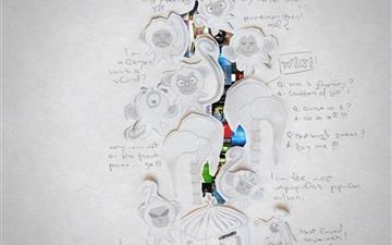 Envato art Mac wallpaper