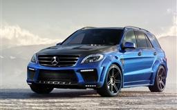 Mercedes Benz Ml 63 Amg Inferno