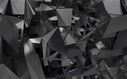 Geometric Shapes Art Mac wallpaper