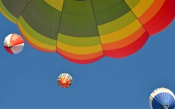 Albuquerque International Balloon Mac wallpaper